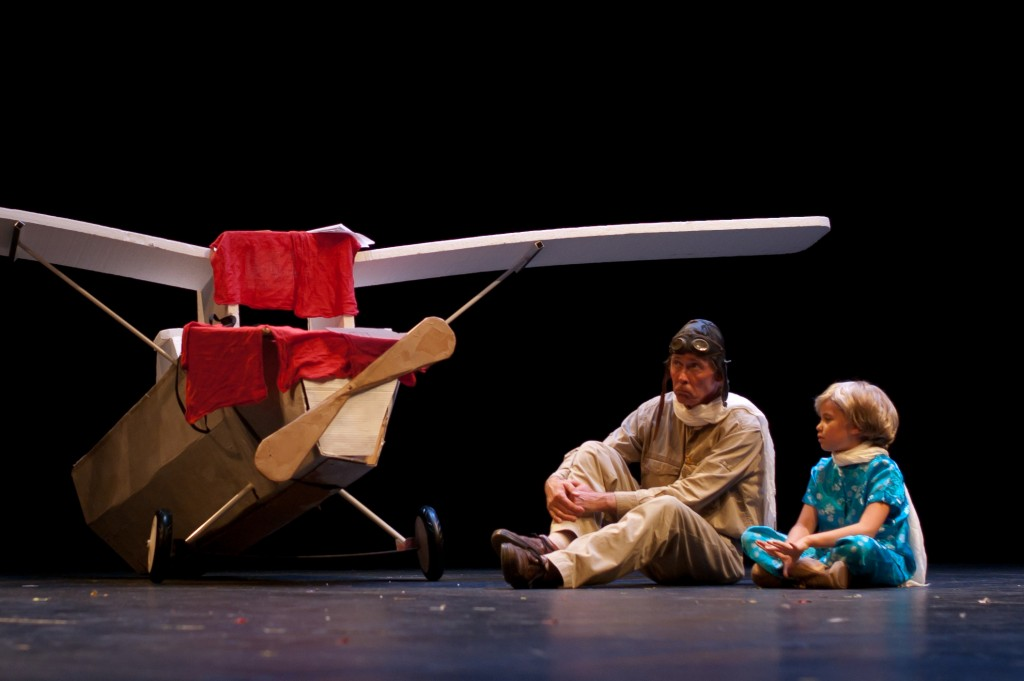"""The Little Prince"", presented by Harmony Theatre Company and School at Rarig Proscenium. Photo: Dave Stagner."